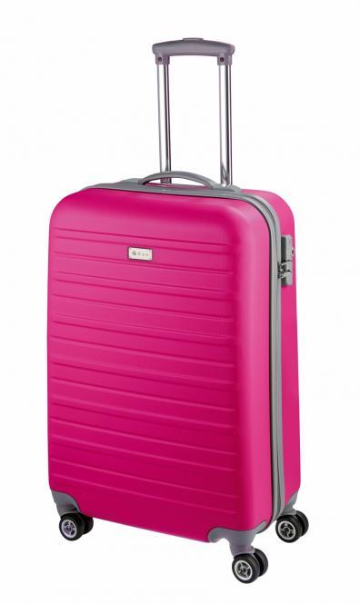 Trolley S 4R 54cm - 9450 pink