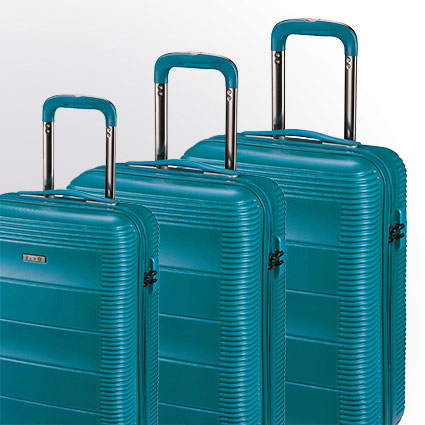 Trolley-Set 9700 4R, 3-tlg. S/M/L