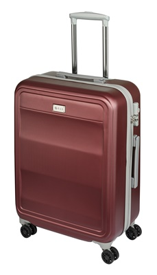 Trolley M 9660 4R 64cm bordeaux