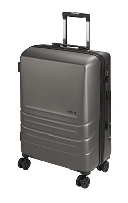 Trolley M 9860 4R 64cm grau