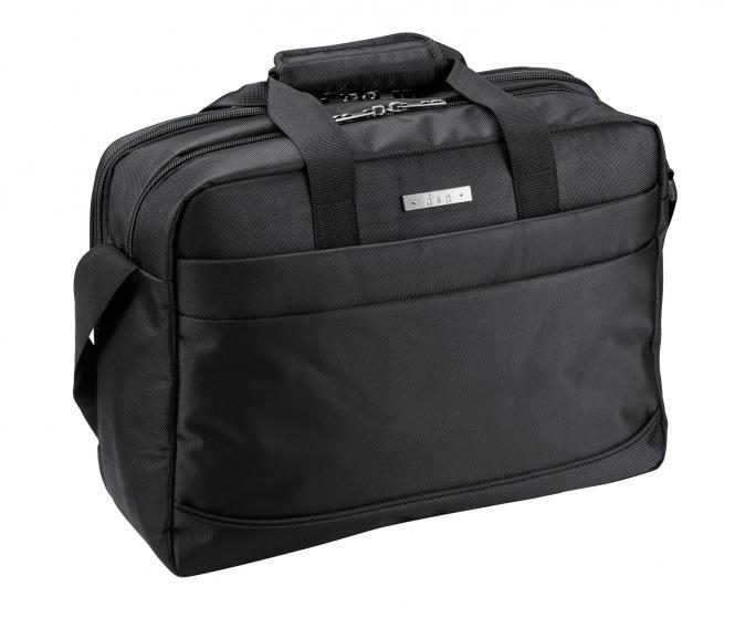 Businesstasche mit Laptopfach- 5617 schwarz