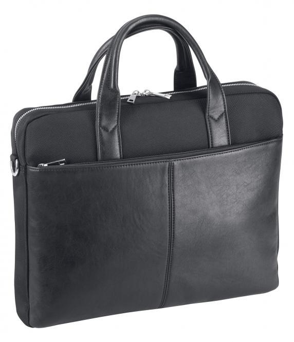 Businesstasche mit Laptopfach- 5130 schwarz