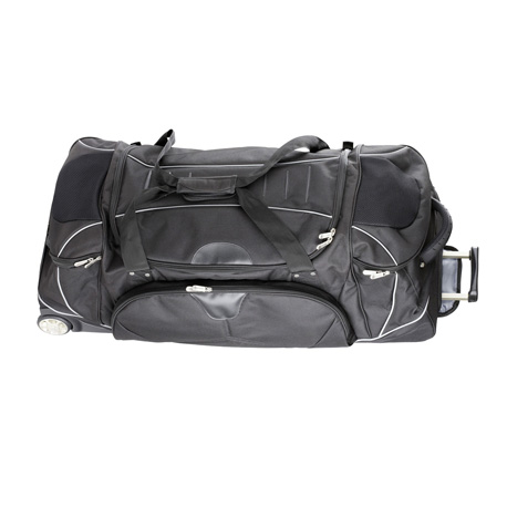 dermata trolleyreisetasche mit rucksackfunktion 3457ny schwarz jetzt auf kaufen. Black Bedroom Furniture Sets. Home Design Ideas