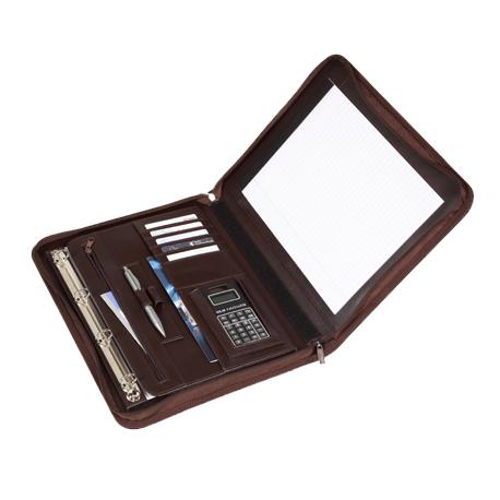 Leder-Schreibmappe Synthetik 2911P