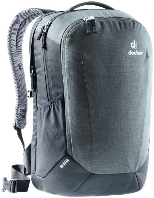 "Daypack mit Laptopfach 15.6"" graphite-black"