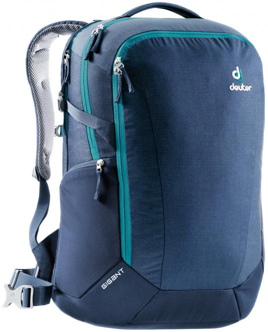 "Rucksack mit Laptopfach 17.3"" midnight-navy"