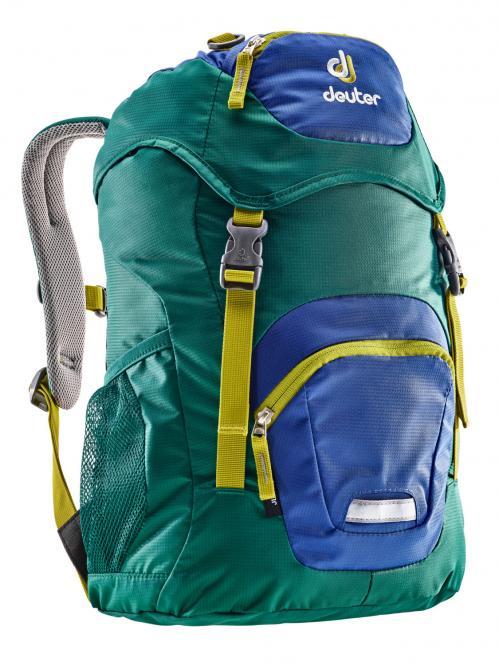 Kinderrucksack indigo-alpinegreen