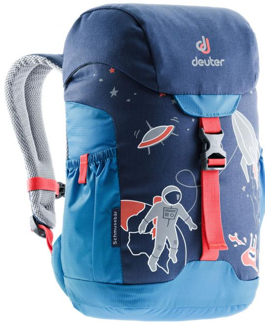 Kinderrucksack midnight-coolblue