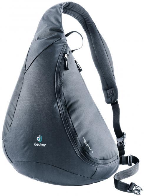 Crossbag Umhängetasche Daypack L black