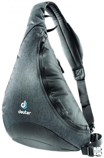 Crossbag Umhängetasche Daypack M dresscode-black