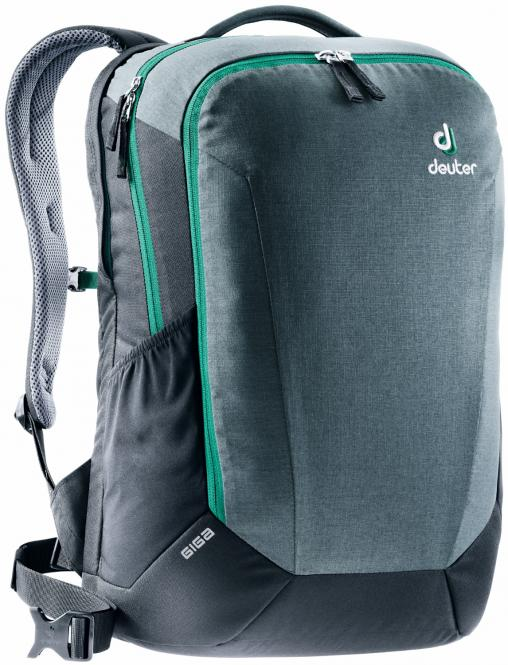 """Rucksack Daypack mit Laptopfach 15.6"""" anthracite-black"""