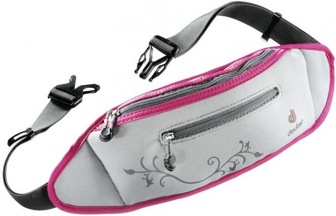 Neo Belt II Hüfttasche silver-magenta