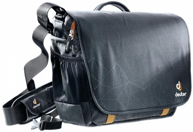 """Messenger-Bag 15,6"""" black-lion"""