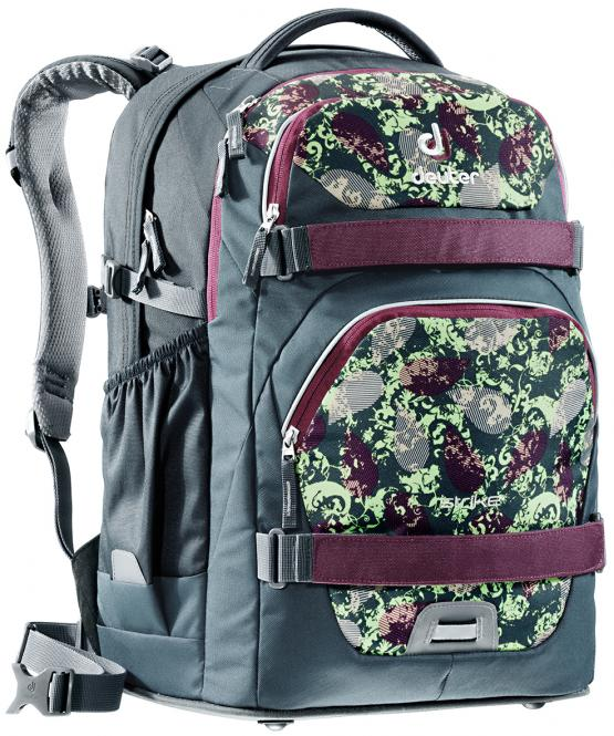 Strike Rucksack blackberry squiggle-titan