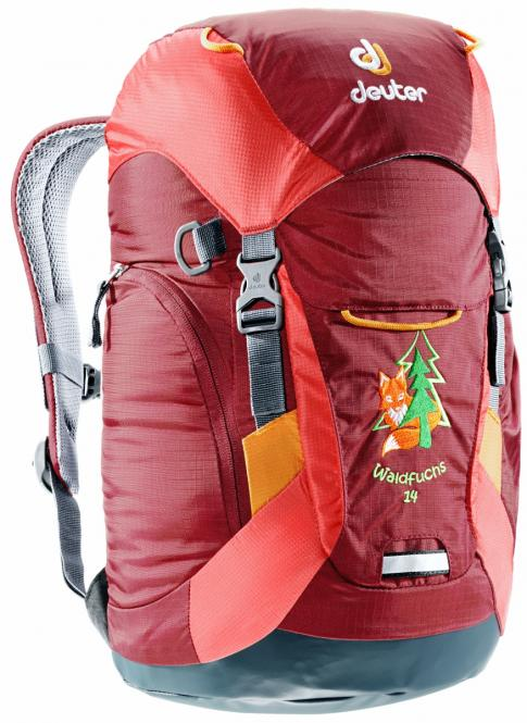 Rucksack cranberry-coral