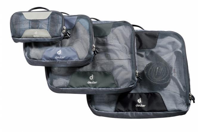 Zip Pack S titan-silver