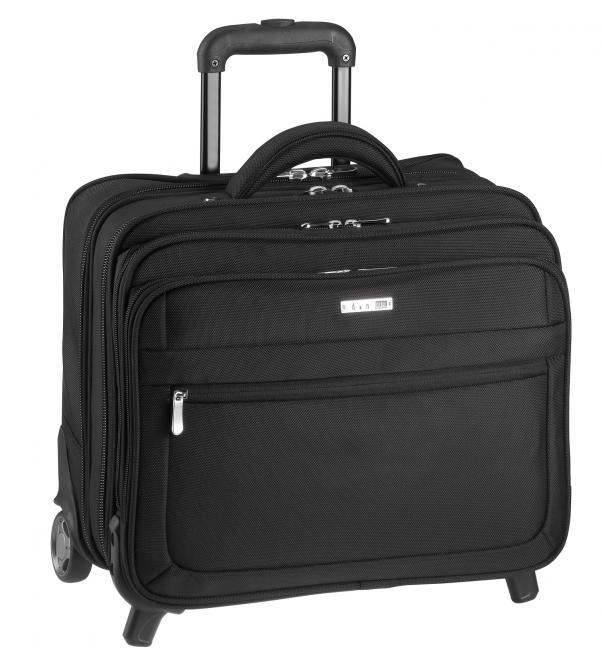 Business Trolley- 2889 schwarz