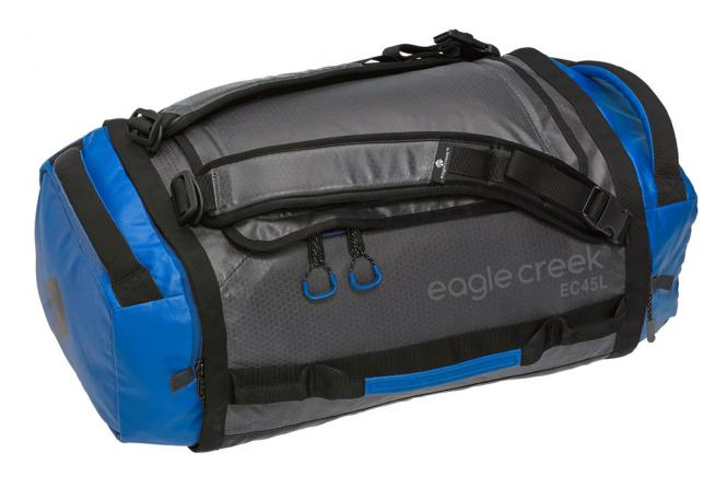 Duffel S 45l Blue/Asphalt