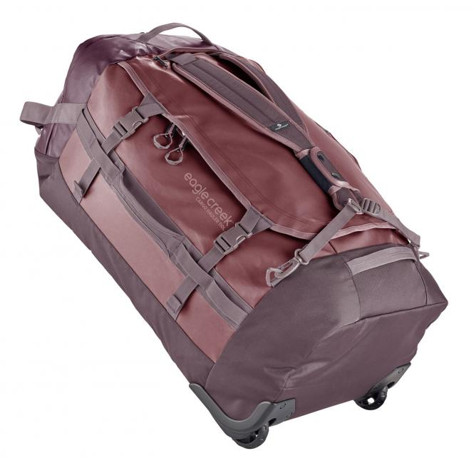 Wheeled Duffel 110L Earth Red