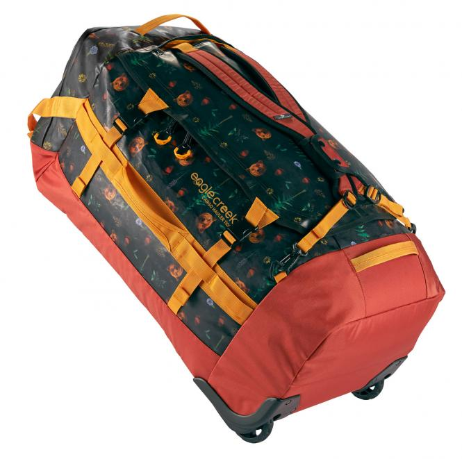 Wheeled Duffel 110L Golden State Print