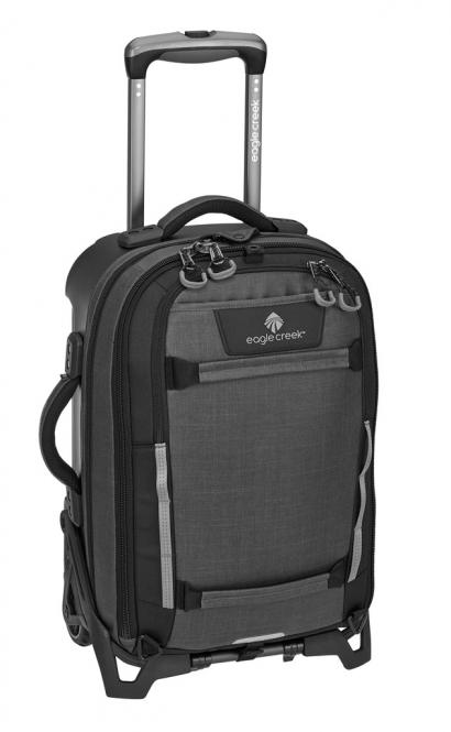 Morphus International Carry-On asphalt black