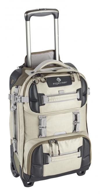 ORV Wheeled Duffel International Carry On Natural Stone
