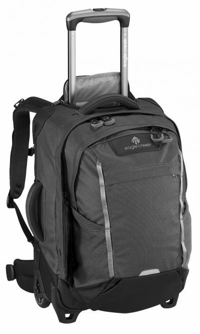 Switchbag International Carry-On asphalt black
