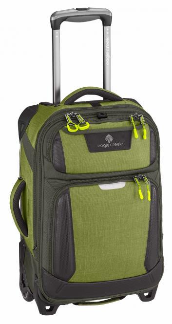 Tarmac International Carry-On, erweiterbar highland green