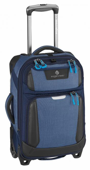 Tarmac International Carry-On, erweiterbar slate blue