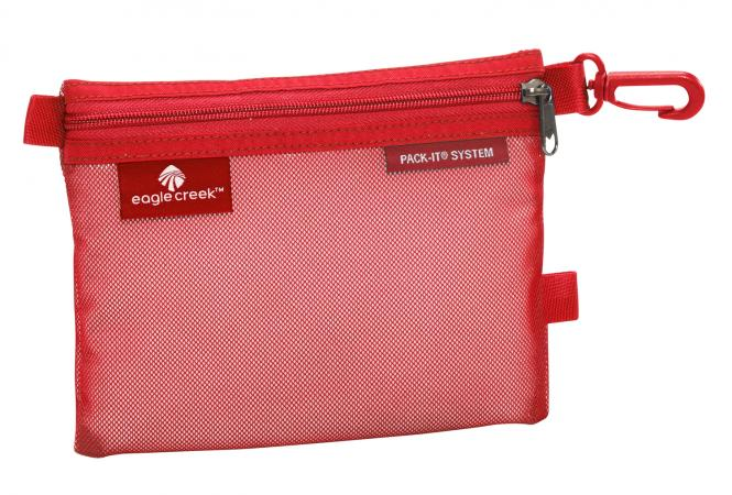 Sac Small red fire