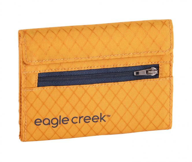 RFID International Tri-Fold Wallet Sahara Yellow
