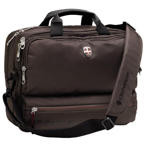 Laptoptasche Computer Bag braun