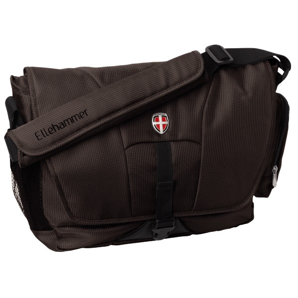 Laptoptasche Messenger braun