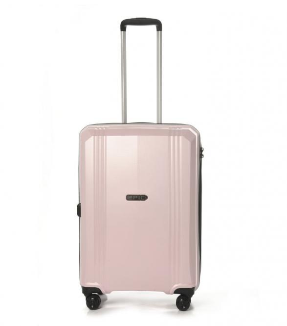 Trolley M 4w 65 cm rose