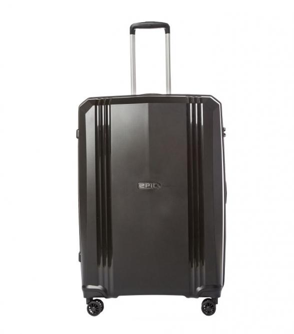 Trolley L 4R 75cm blackSTAR