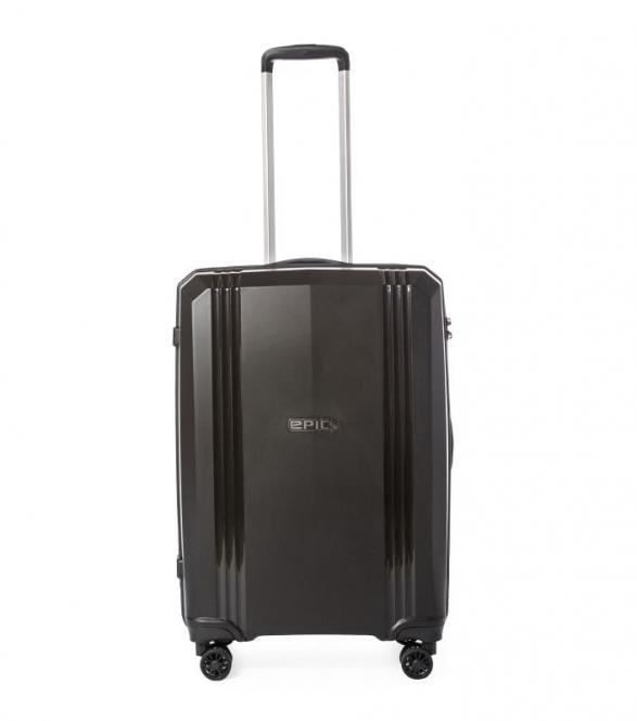 Trolley M 4R 65cm blackSTAR