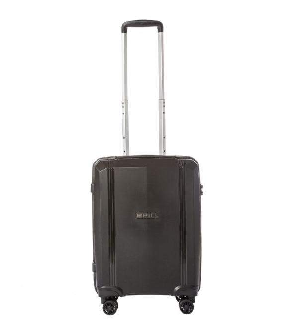 Trolley S 4R 55cm blackSTAR