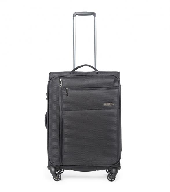 Trolley M 4R 65cm Black
