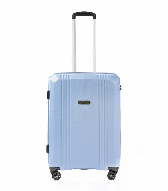 Trolley 65 cm 4 Rollen Serenity Blue