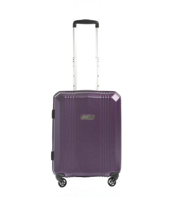 Cabin Trolley 55cm  4-Rollen BlackberryWine