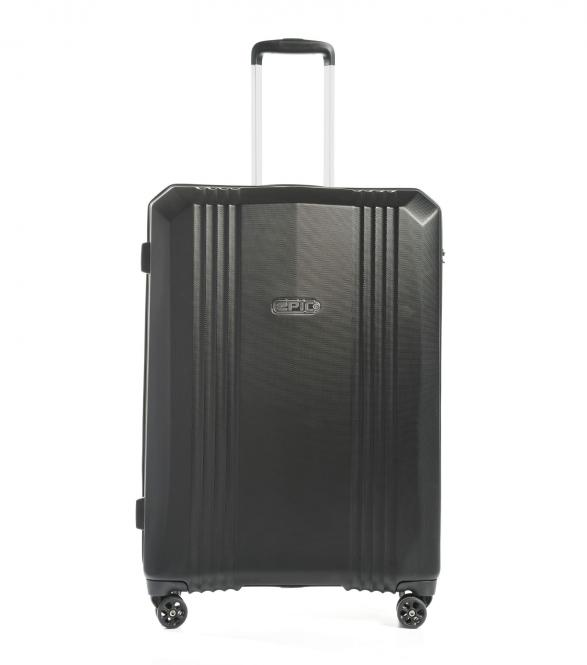 75cm Trolley 4-Rollen Black