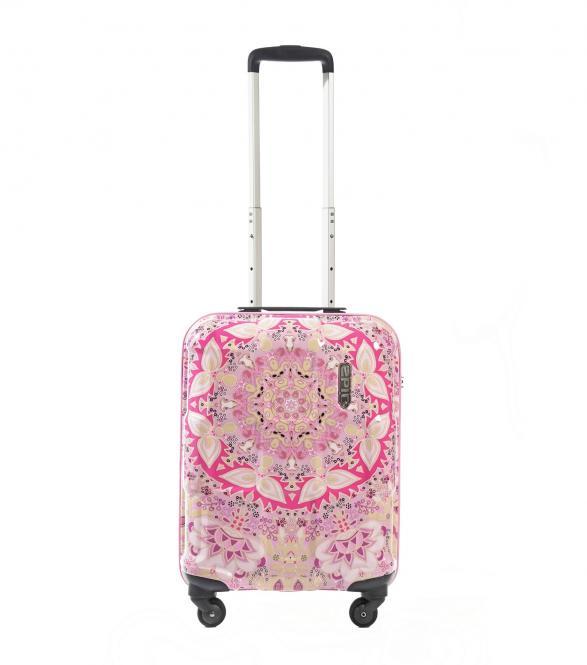 Cabin Trolley 55 cm 4 Rollen Colorscope Pink