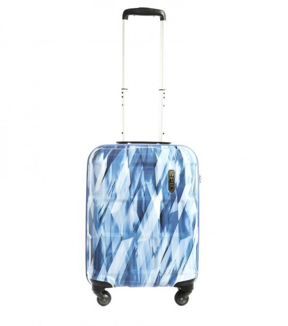 Trolley S 55cm 4w diamond Blue