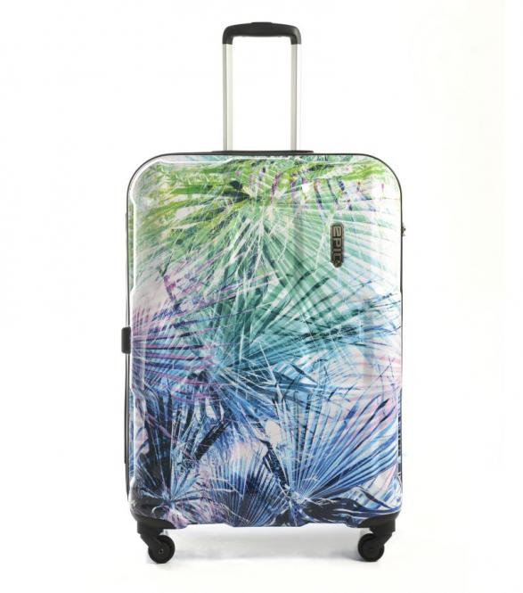 Trolley L 76cm 4w Expandable summerSHADE