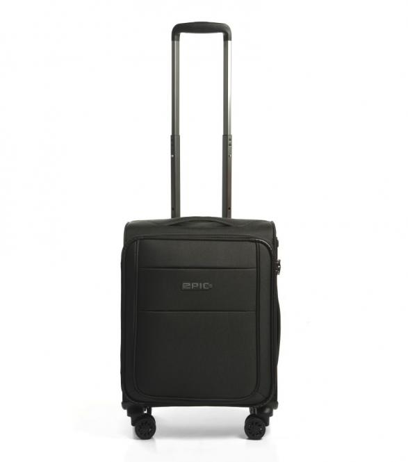 Cabin-Trolley S 55cm 4W black