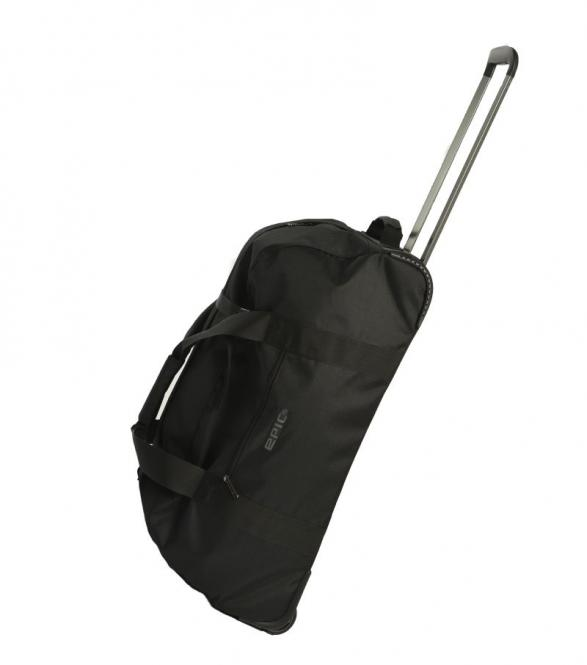 medium Rollenreisetasche black