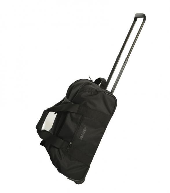 kleine Rollenreisetasche black