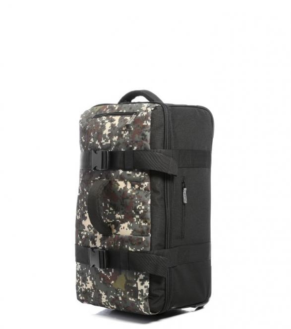 Gear Box 2 63cm 2 Rollen camouflage