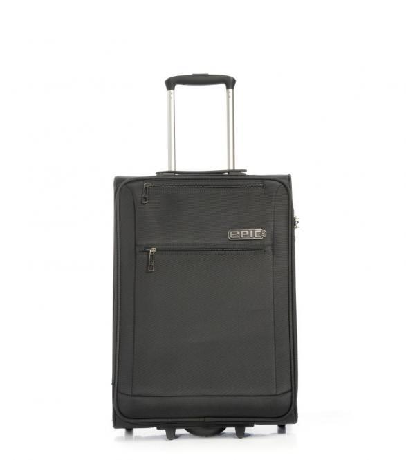 Trolley 55cm 2w black