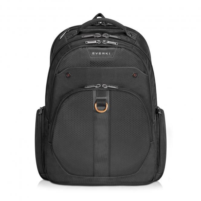 "Medium Laptop Rucksack 15.6"" Schwarz"